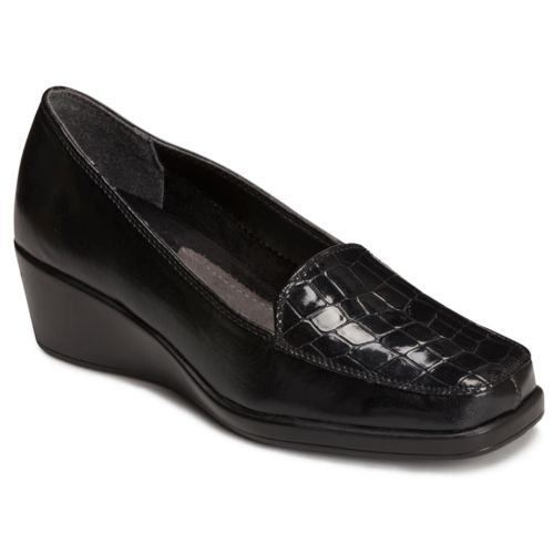 A2 by Aerosoles Tempting Wedge Loafers - Women