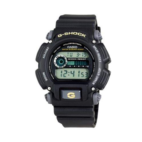 Casio Men's Illuminator G-Shock Digital Chronograph Watch