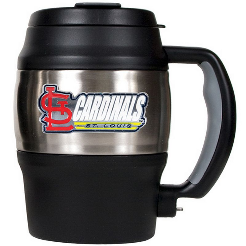 St. Louis Cardinals Stainless Steel Mini Travel Jug