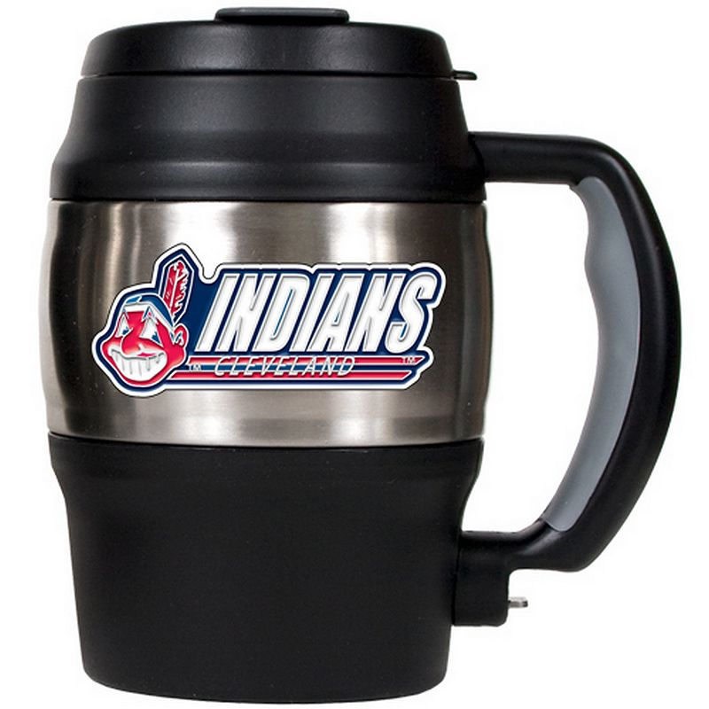 Cleveland Indians Stainless Steel Mini Travel Jug