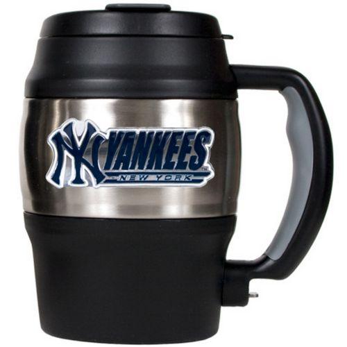 New York Yankees Stainless Steel Mini Travel Jug