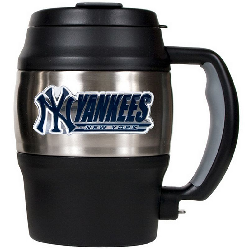 New York Yankees Stainless Steel Mini Travel Jug