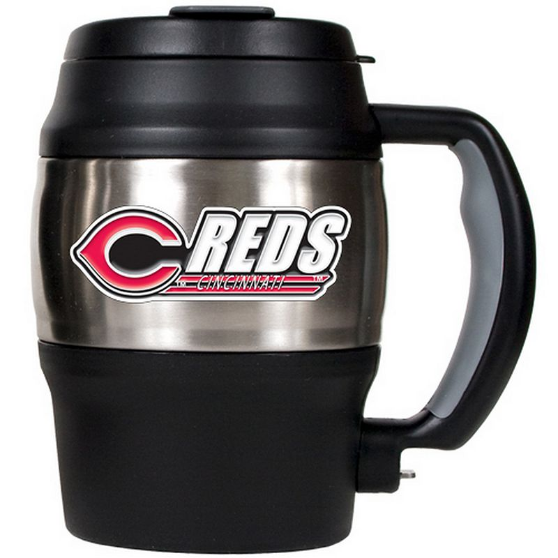 Cincinnati Reds Stainless Steel Mini Travel Jug