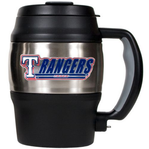Texas Rangers Stainless Steel Mini Travel Jug