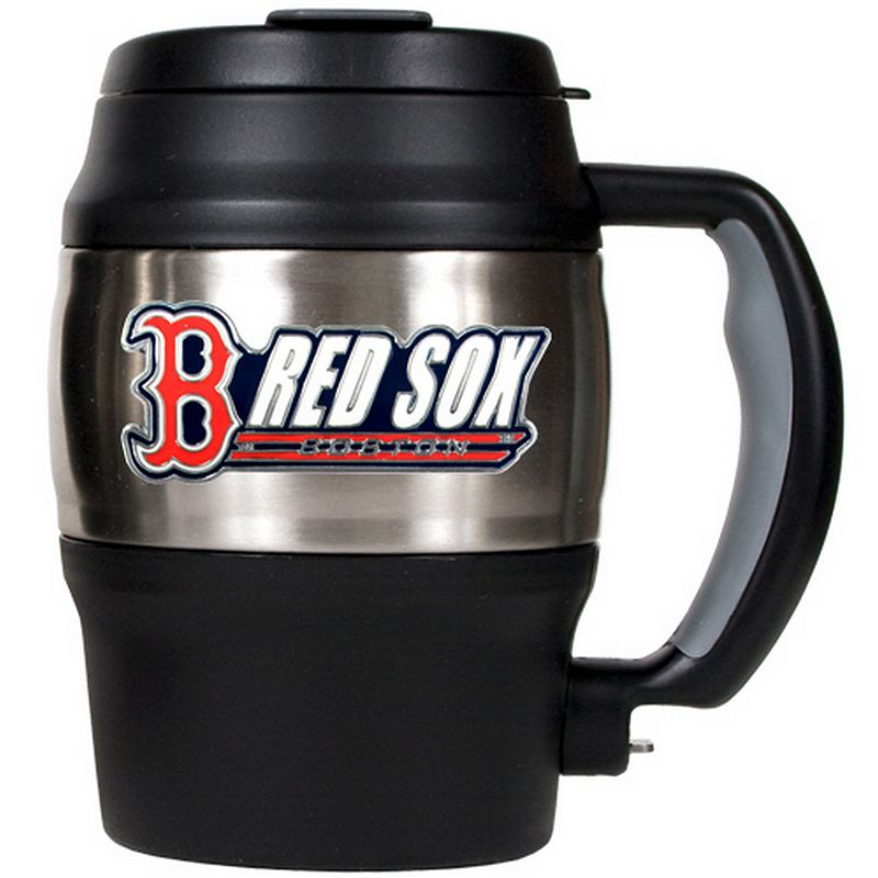 Boston Red Sox Stainless Steel Mini Travel Jug
