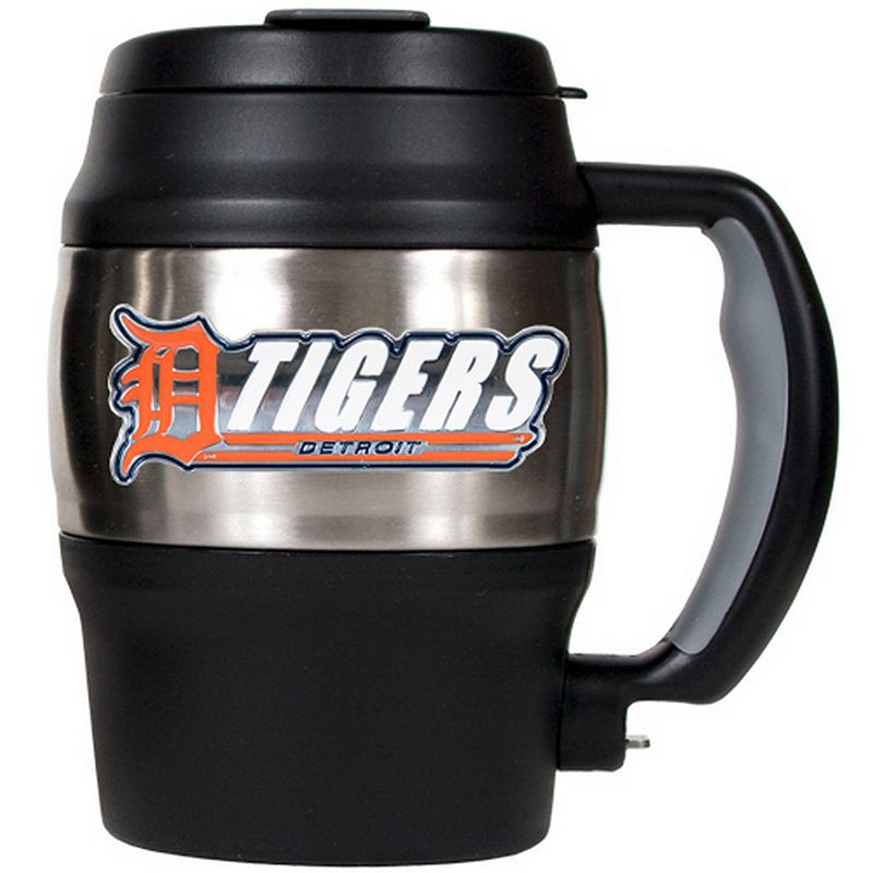 Detroit Tigers Stainless Steel Mini Travel Jug