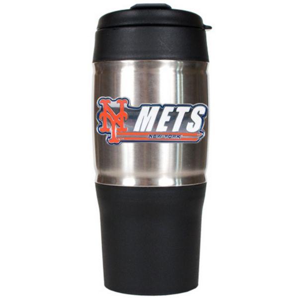 New York Mets Travel Mug