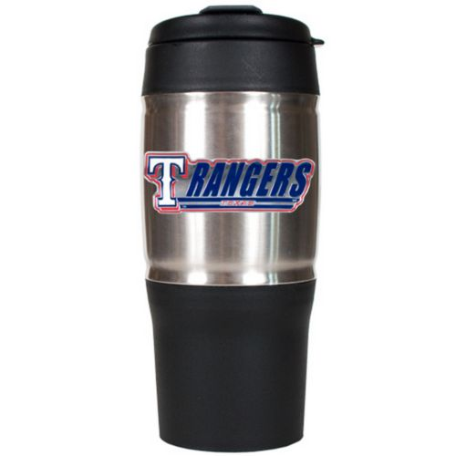 Texas Rangers Travel Mug