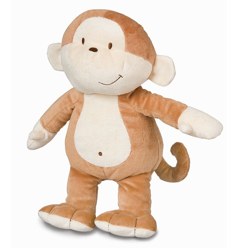 Kids Preferred Asthma Allergy Friendly Floppy Monkey Plush Toy
