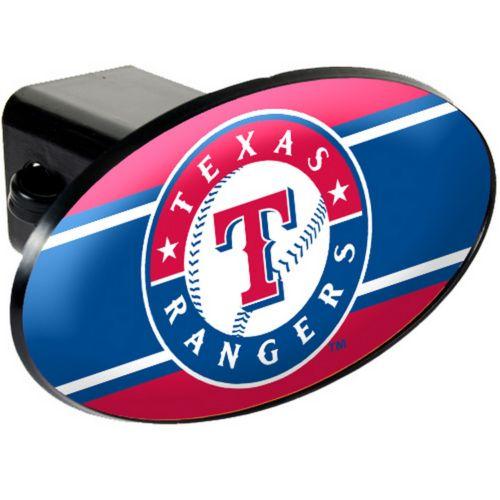 Texas Rangers Trailer Hitch Cover