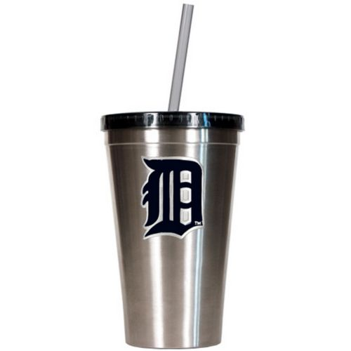Detroit Tigers Stainless Steel Tumbler