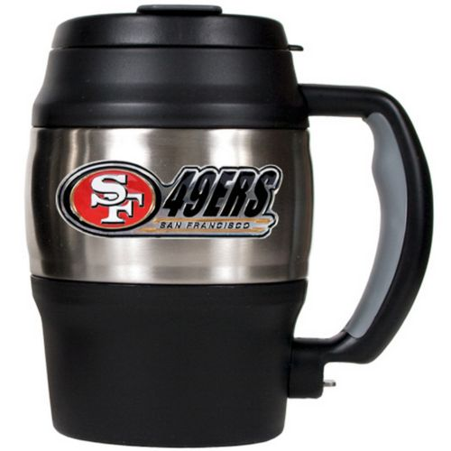 San Francisco 49ers Stainless Steel Mini Travel Jug