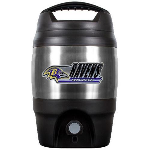 Baltimore Ravens Tailgate Keg