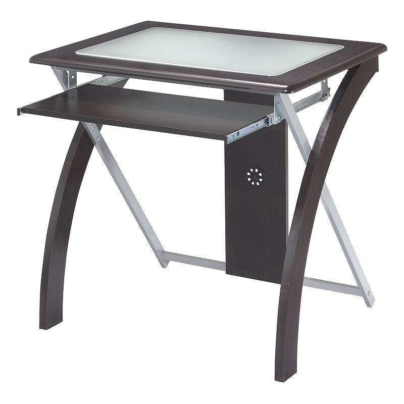 Office Star Products X-Text Computer Desk