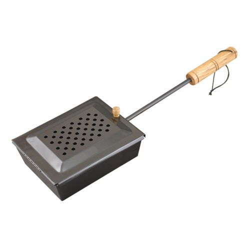 Camp Chef Seasoned Steel Popcorn Popper