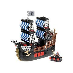 Imaginext Pirate Ship by Fisher-Price by