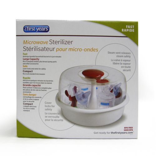 The First Years Microwave Sterilizer