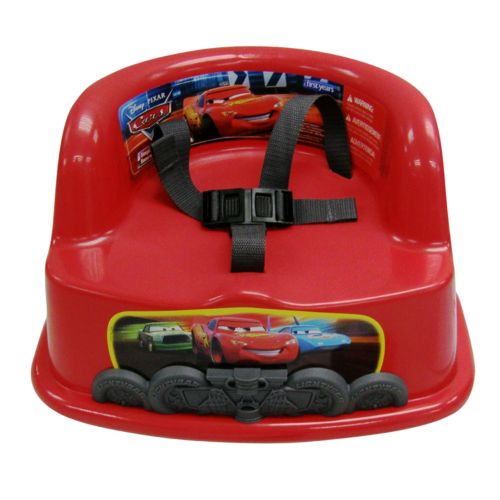 Disney / Pixar Cars Simple and Secure Booster Seat by The First Years