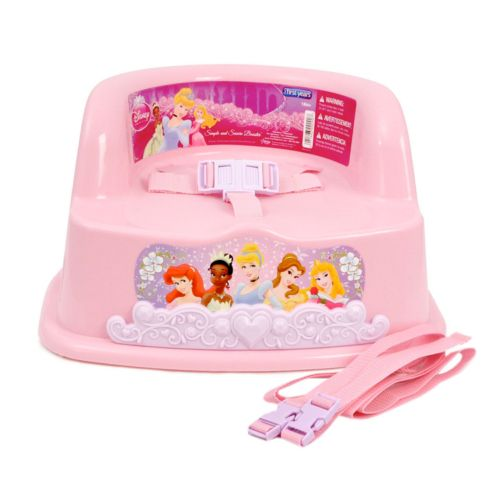 Disney Princess Simple and Secure Booster Seat by The First Years
