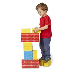 Melissa & Doug 24-pc. Jumbo Cardboard Blocks Set by