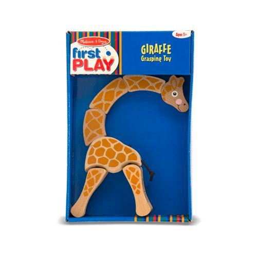 Melissa and Doug Giraffe Grasping Toy