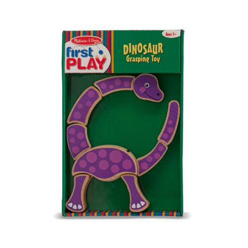 Melissa and Doug Dinosaur Grasping Toy