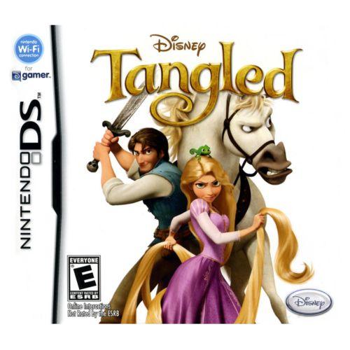 Disney Tangled for Nintendo DS