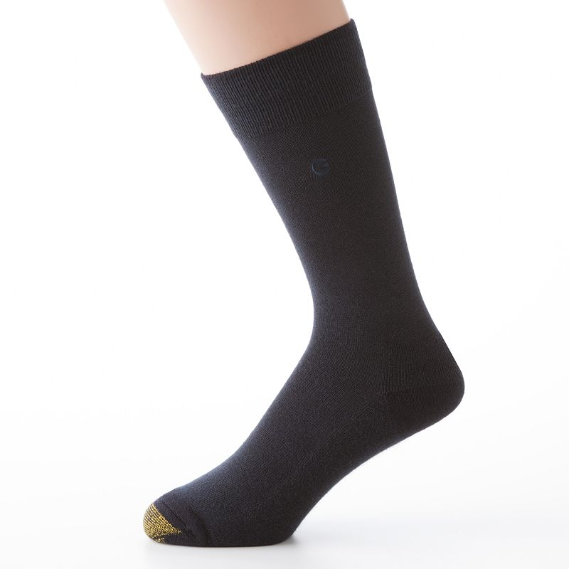 Men's GOLDTOE G Cushioned Dress Socks