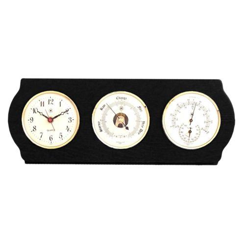 Wood Multifunction Wall Clock