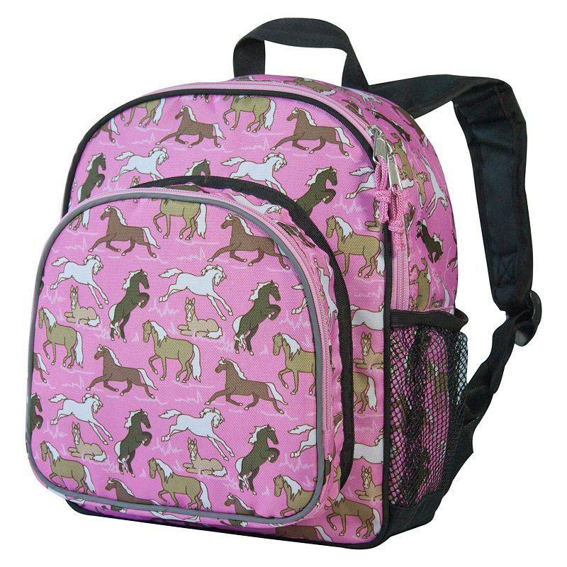 Wildkin Horses Pack 'n Snack Backpack - Kids