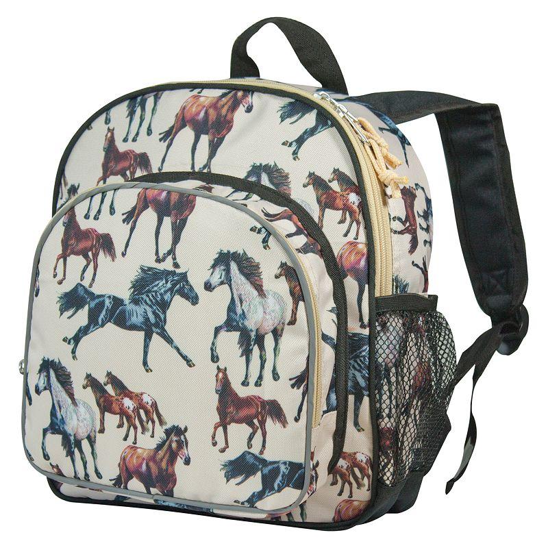 Wildkin Horse Dreams Pack 'n Snack Backpack - Kids