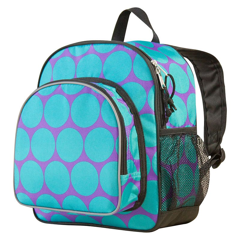 Wildkin Big Dots Pack 'n Snack Backpack - Kids