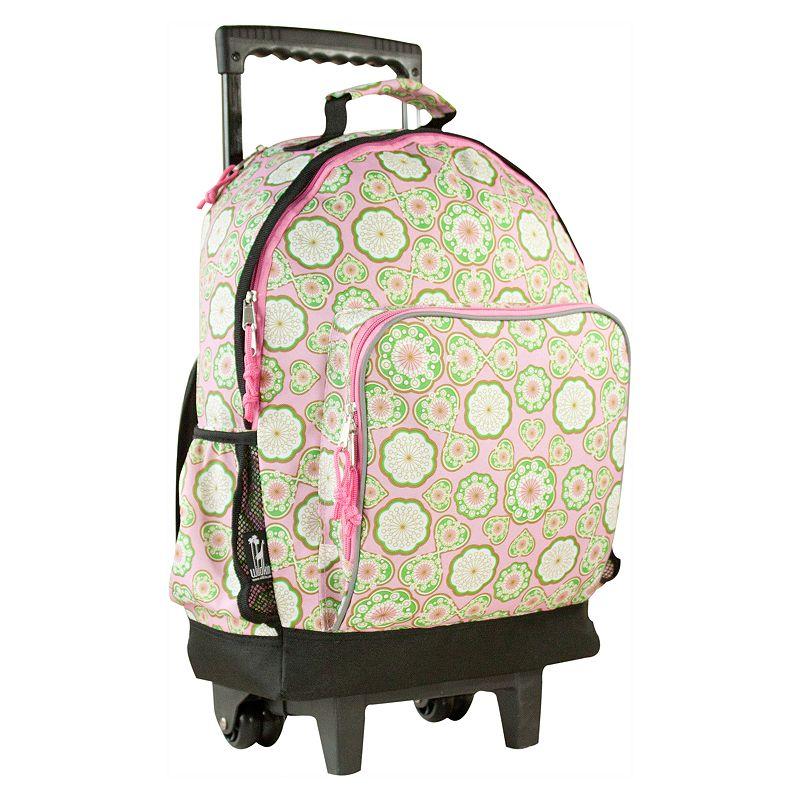 Wildkin Majestic High Roller Wheeled Backpack - Kids