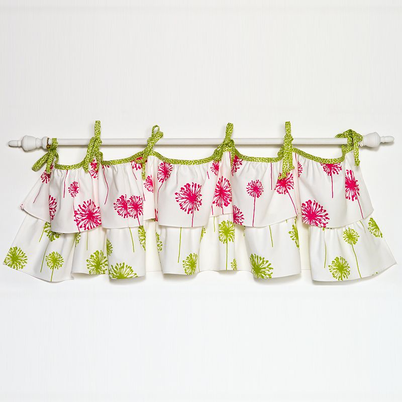 N. Selby by Cotton Tale Hottsie Dottsie Window Valance