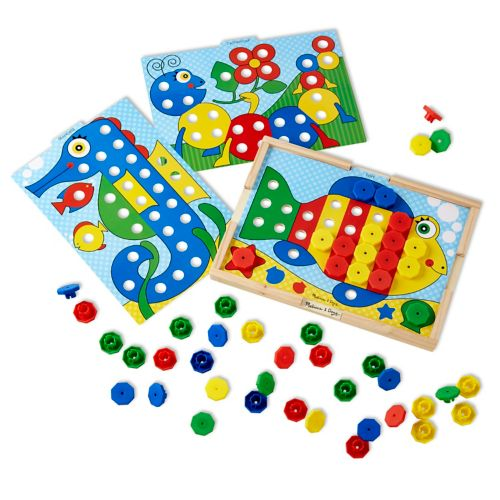 Melissa and Doug Snap and Sort Color Match
