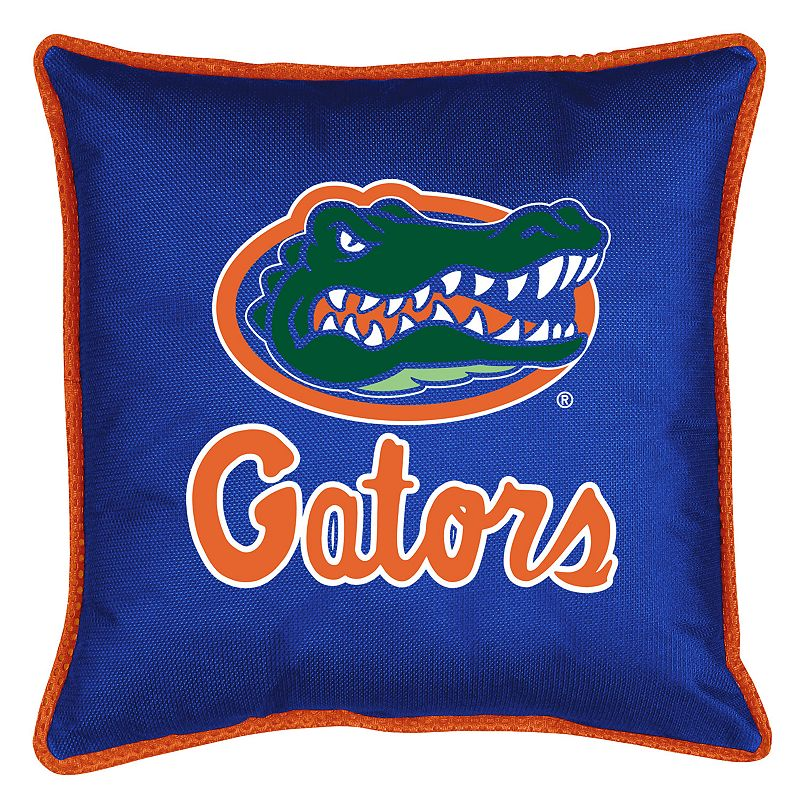 Florida Gators Decorative Pillow
