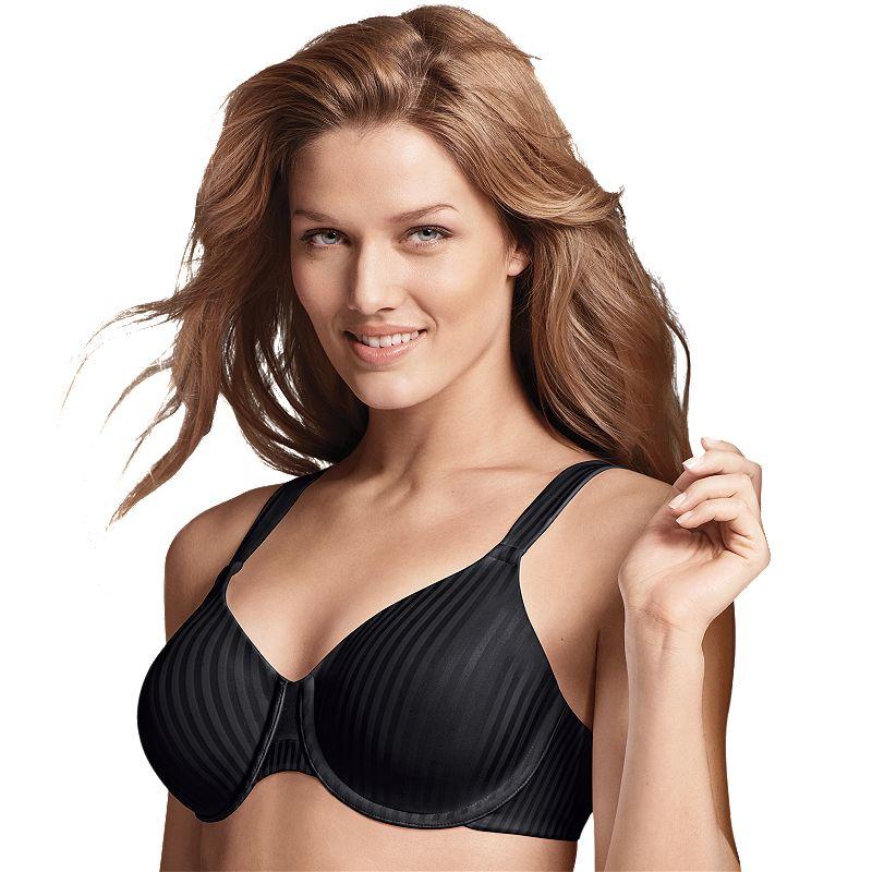 Playtex Secrets Bra: Perfectly Smooth Full-Figure Bra 4747 - Women's
