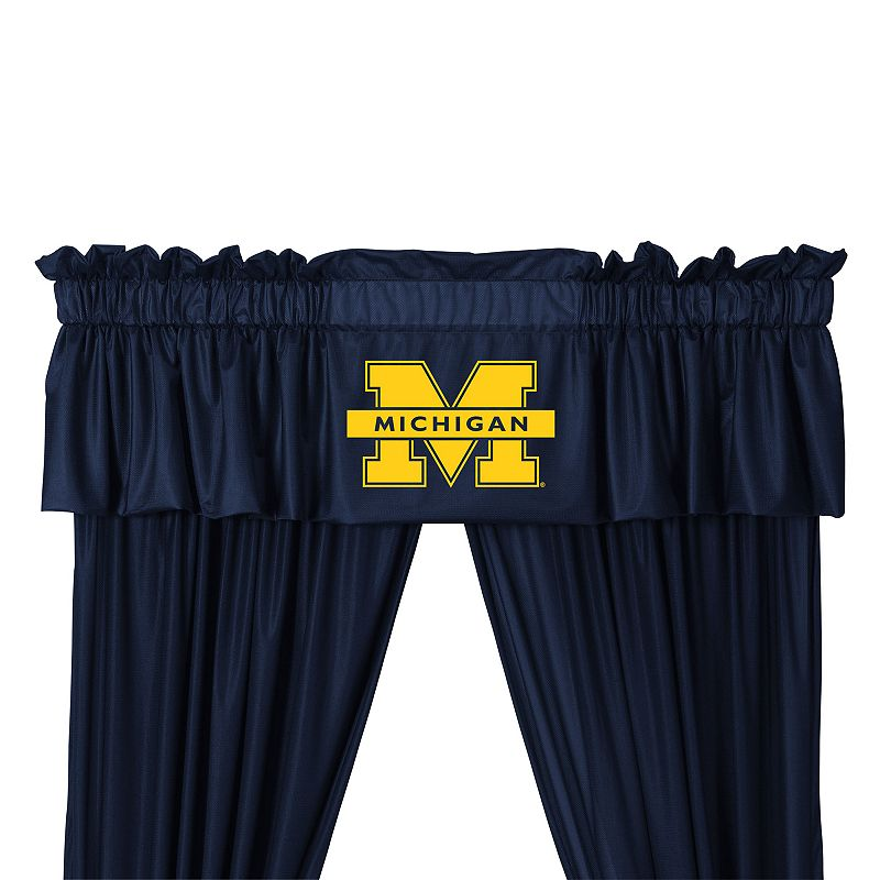 Michigan Wolverines Valance - 14'' x 88''