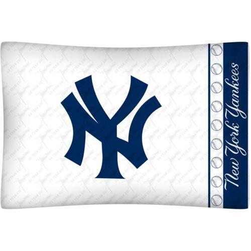 New York Yankees Standard Pillowcase
