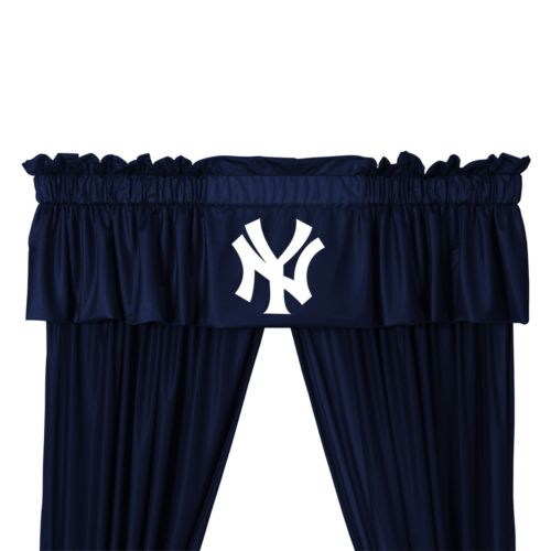 New York Yankees Valance - 14'' x 88''