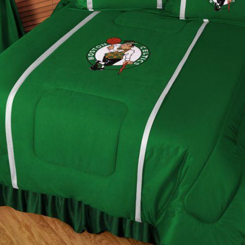 Boston Celtics Comforter - Twin
