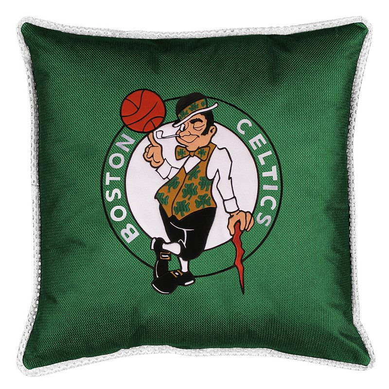 Boston Celtics Decorative Pillow