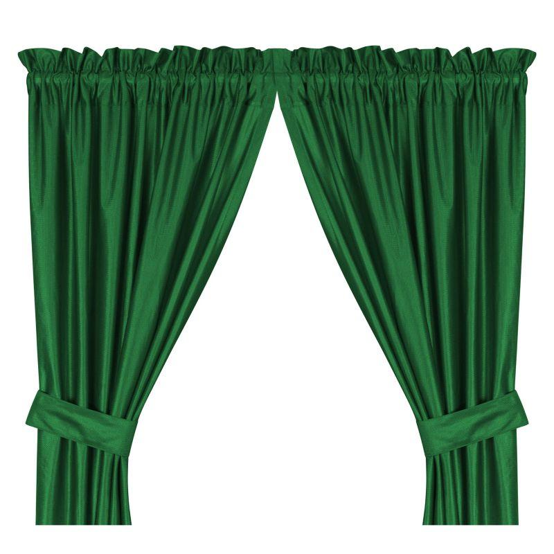 Boston Celtics Drapes - 41'' x 63'', Green thumbnail