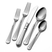 Mikasa French Countryside 18/10 Stainless Steel 45-pc. Flatware Set