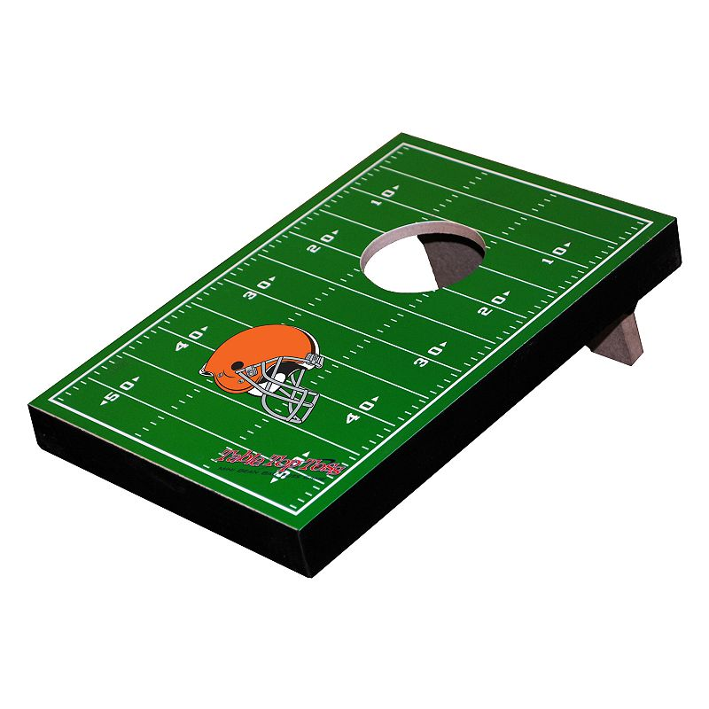 Cleveland Browns Mini Tailgate Toss Beanbag Tabletop Game