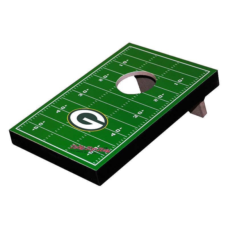 Green Bay Packers Mini Tailgate Toss Beanbag Tabletop Game