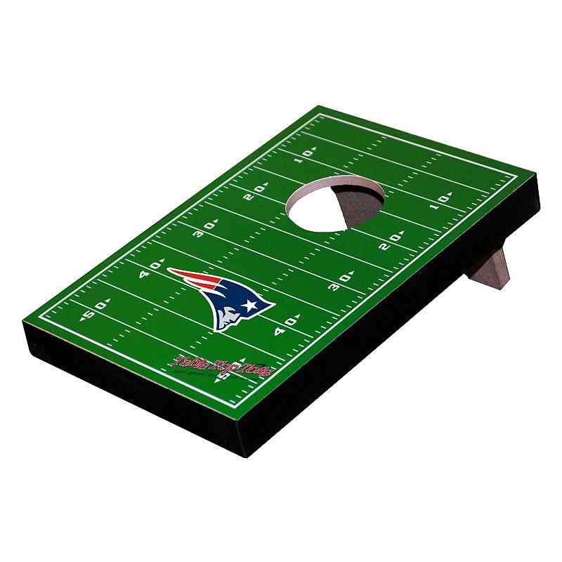 New England Patriots Mini Tailgate Toss Beanbag Tabletop Game