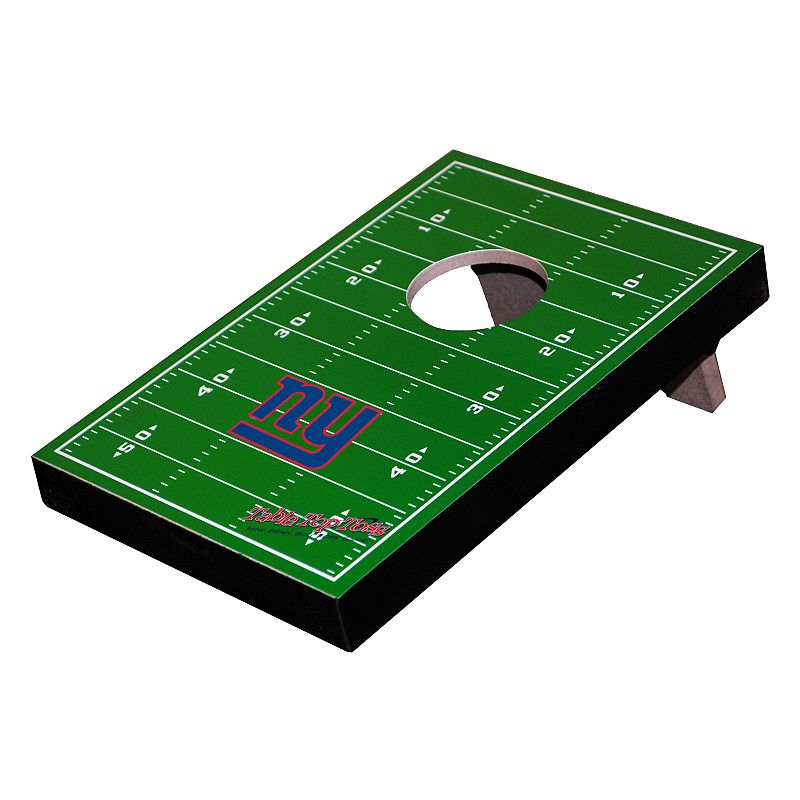 New York Giants Mini Tailgate Toss Beanbag Tabletop Game
