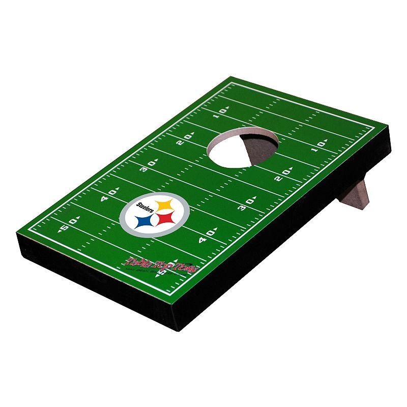 Pittsburgh Steelers Mini Tailgate Toss Beanbag Tabletop Game