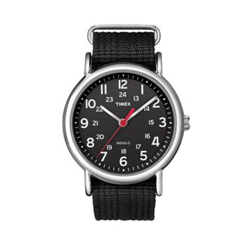Timex T2N647KY Unisex Strap Watch
